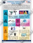 Poster Panduan Periksa Suhu Badan