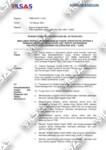 """21021604_ Makluman Tentang Penambahbaikan Fungsi, Struktur Pelaporan & Pemantauan Tahap Produktiviti Unit """"Safety Governance"""" ILSAS"""