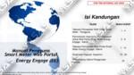 User Manual for Smart Living Web Portal & Energy Engage