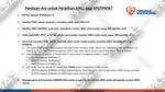 Panduan Am untuk Peralihan MRU bagi SPOTPRINT